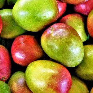 Mangobutter, raffiniert